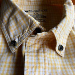 Men's WindRiver Outfitting Co Button Shirt L